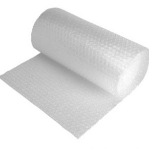 300mm x 4 x 100M Rolls of Small Bubble Wrap